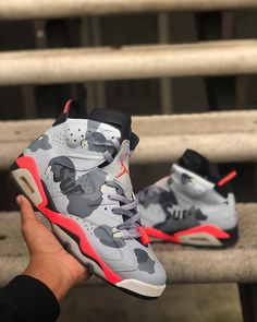 """official photos adb1d b17e3 Custom Art Promoter on Instagram  """"Supreme Camo 6s ( Comment what you  think❤ 🔥。"""