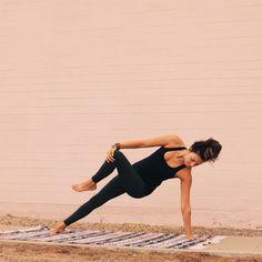 side plank variation #yoga