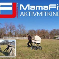 Jeden Samstag kannst du mit deinem Nachwuchs zu unserem MamaFit-Kurs kommen... Egal ob mit Kinderwagen oder Tragetuch... Die Übungen werden entsprechend an das Leistungsniveau und die körperlichen Gegebenheiten angepasst.  Meldet euch an zur dritten Staffel... Aktiv, Fitness, Erfurt, Pram Sets, Don't Care