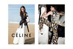 Celine Summer 2015 Campaign