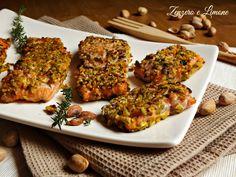 Questi filetti di trota salmonata in crosta di pistacchi sono un secondo piatto gustoso, semplice e veloce da realizzare; ma soprattutto sano e leggero!