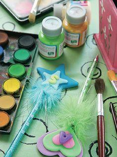 Lapiceras decoradas Compra el patron con las instrucciones en www.eviadigital.com y regalale este lindo proyecto a la personita que mas queres♥