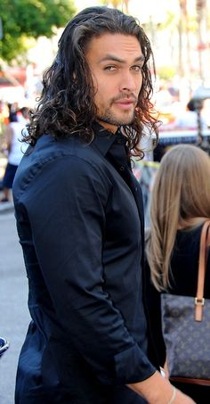 Jason Momoa as Gideon Cross....if you don't think so, then your just.....STUPID!