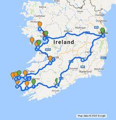 Ireland - Wild Atantic Way + Dublin