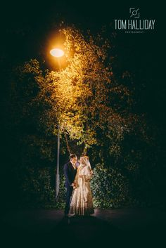 Urban wedding photography - tom halliday photography - uk wedding photography - landscape photography - night time photography – sky photography