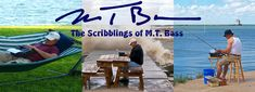 """""""Visit the #Website: The Scribblings of M.T. Bass http://www.mtbass.net #Author of #TechnoThrillers #Crime #Satire #Fiction #Books  • Signup to the email list • Get a #free #ebook • Learn all about his #novels & get the latest news  #ContentMoSharingIsCaring @owlworks #MustRead """""""