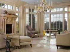 decoración de interiores clásicos