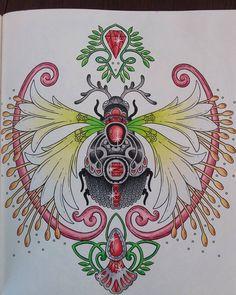 #hannakarlzon #tidevarv #adultcoloring #coloringforadults #adultcoloringbook #coloringforfun
