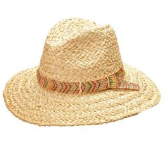 400798d2ac3ab Caliente Sol - Callanan CR273 Natural Rough Braid Raffia Straw Safari Hat