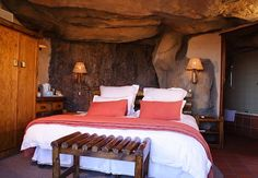 Sleep In A Cave, Kagga Kamma Reserve, CapeTown, Western Cape, South Africa