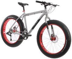 Framed Minnesota 2.0 Fat Bike Silver/Red 20″  Was: $1,900.00    Is: $859.90