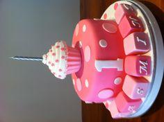 First birthday Cake x
