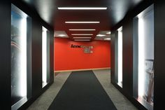 Lenovo Unveils Striking, Branding-Inspired Spaces At Revamped UK HQ