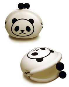 p+g Design - Pochi Panda Pouch (Frown)