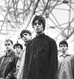 """Noel Gallagher Releases Oasis Demo """"Don't Stop"""" to Get You Through Quarantine Band Pictures, Band Photos, Banda Oasis, Rock Internacional, Liam Gallagher Oasis, Liam Gallagher Noel Gallagher, Liam And Noel, Oasis Band, Band Photography"""