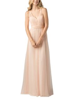 Take a look at this gorgeous Wtoo by Watters Style Convertible bridesmaid dress in nude fabric! Available in sizes and tons of colors at Brideside. Shop online, try at home or visit one of our showrooms! Blush Pink Bridesmaid Dresses, Beautiful Bridesmaid Dresses, Bridesmaid Dress Styles, Wedding Dresses, Dusty Rose Gown, Super Cute Dresses, Convertible, Wedding Magazines, Wedding Parties