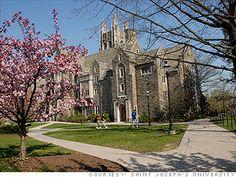 Saint Joseph's University - The Jesuit university in Philadelphia, U.S.
