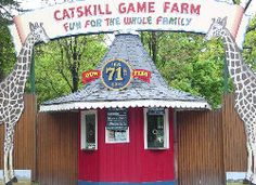 Catskill Game Farm: A Virtual Photo Tour: The Catskill Game Farm in Catskill, New York, has been a family tradition since 1933.