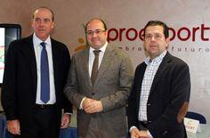 Proexport analiza el empleo agrario con el consejero Pedro Antonio Sánchez — MurciaEconomía.com.
