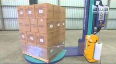 Fromm Packaging - Previously Australian Warehouse Solutions Pallet Wrap, Warehouse Solutions, Jenga, Innovation, Packaging, Youtube, Wrapping, Youtubers, Youtube Movies