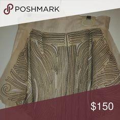 FENDI skirt Additonal pictures NOT FOR SALE Beaded linen fully lined skirt Fendi Skirts Midi