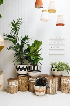 Trendy decoration for back to school: 44 ideas for its interior decor - DIY Decor Ideas Diy Home Decor On A Budget, Cheap Home Decor, Budget Decorating, Decorating With Nature, Diy Decorations For Home, Trendy Home Decor, Natural Home Decor, Nature Decor, Decorating Websites