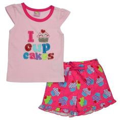 Sweet & Soft Girl's Pajamas