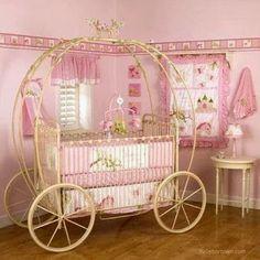 Dormitorio de princesa con castillo para ni as via www - Habitaciones de princesas ...