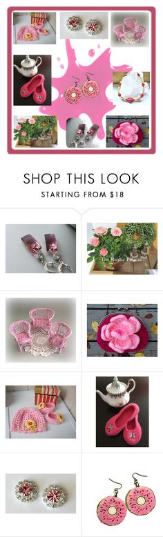 """""""Pink, but so different."""" by lwitsa62 on Polyvore featuring interior, interiors, interior design, дом, home decor, interior decorating и Anello"""