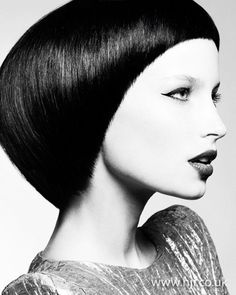 Photo of 2012 curved shape womens hairstyle hairstyle