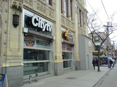 Toronto is home to all of Canada's major media, such as CityTV and MuchMusic.