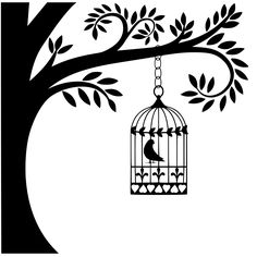 Cutting Files for You: Bird Cage