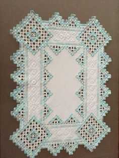 IN HARDANGER EMBROIDERY | Embr |