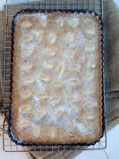 Torta de anís malagueña Pan Dulce, Sweet Recipes, Cake Recipes, Dessert Recipes, Sweet Little Things, Mexican Cooking, Sweet Tarts, Cookie Desserts, Sweet And Salty