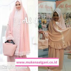 MUKENA ZAFIRA POLKA Mukena mewah bahan maxmara mix renda prada lengkap dengan tas mukena cantik. INFO PEMESANAN SMS/WA 0812 9606 9600 #mukenamewah #mukenaartis #mukenapremium #mukenaglamour #mukenasosialita #nagitaslavinamukena #mukenadiansastro #mukenaanggunazhari #mukenapejabat #weddinggift #birthdaygift #mukenadiva #mukenajumbo #mukenacouple #mukenakeren #mukenaponco #mukenanikah #mukenabatik #mukenapolos #mukenamotif #mukenahitam #mukenaputih #mukenaseserahan #telekung #prayerset… Parcel Lebaran, Modest Outfits, Kate Spade, Clothes, Collection, Dresses, Design, Fashion, Lace
