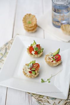 Yummy Mummy Kitchen: From the Fisherman's Market to Crab Cobb Salad Cups
