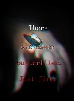 ~Butterfly, my edit, fire, citation, beautifull, red, true~