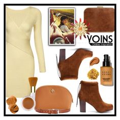 """""""Yoins 11/1"""" by erina-salkic ❤ liked on Polyvore featuring Tory Burch, TRUE Isaac Mizrahi, Bobbi Brown Cosmetics and Anastasia Beverly Hills"""