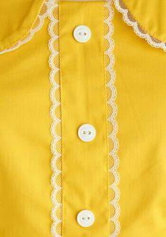 #Yellow #Fashion #details