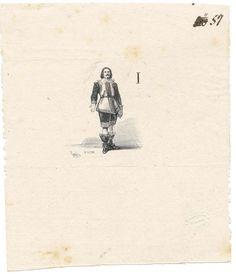 """Immagini manzoniane: bozze delle illustrazioni  per l'edizione de """"I Promessi sposi"""" del 1840 / n. 057"""