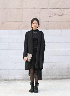 On The Street, Seoul… Kim Bola