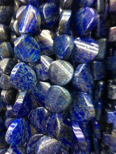 Natural Lapilazulli Lapis Lazuli, Gemstones, Natural, Decorative Pebbles, Gems, Jewels, Minerals, Nature, Au Natural