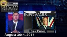 Full Show - SJW Attacks Everywhere/Nigel Farage's Rally Cry Against Tyra...