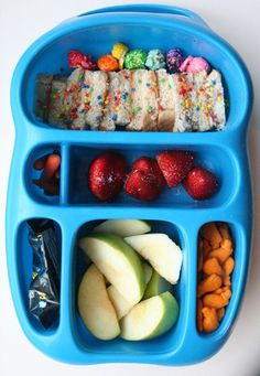 ThePoeFam: Quinn's Lunches: Week 21, 22 & 23