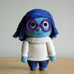 Crochet pattern Sadness - Sabrina's Crochet