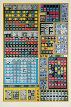 Eduardo Paolozzi: Multi-Channel Prototype, 1970.