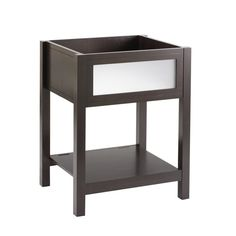"""View the American Standard 9445.124 Cardiff 24"""" Wood Vanity Cabinet Only at Build.com."""