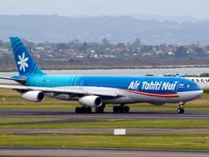 Air Tahiti Nui at Auckland Type: Airbus Registration: F-OJGF Location: Auckland International Airport Date: Air Tahiti, Tahiti Nui, National Airlines, Airline Logo, Classic Image, South Pacific, Airports, International Airport, Spacecraft