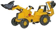 Cat Toy Tractors