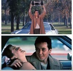 Say Anything.... Classic 80s Movie